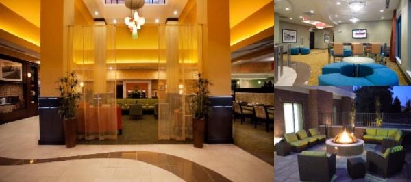 Hilton Garden Inn Indianapolis Nw photo collage