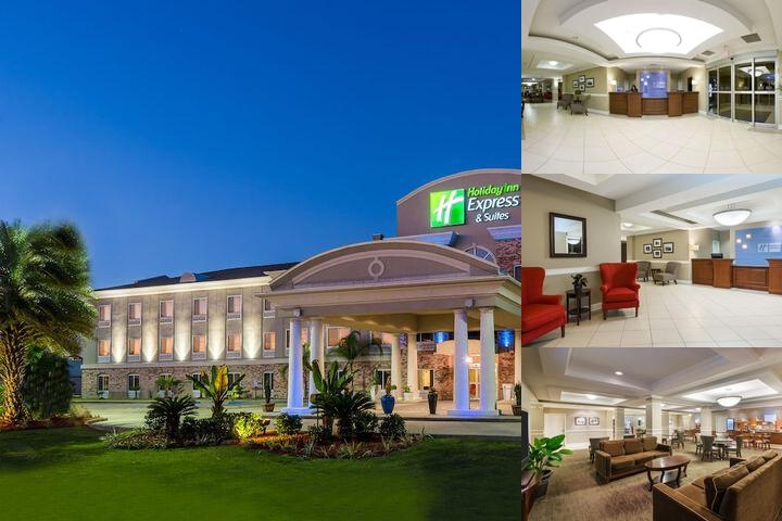 Holiday Inn Express & Suites New Iberia / Avery Is photo collage