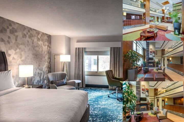 Hilton Garden Inn Washington DC / Bethesda photo collage