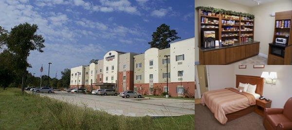 Candlewood Suites Denham Springs photo collage