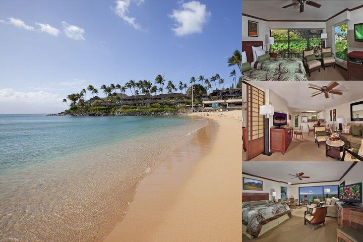Napili Kai Beach Resort photo collage
