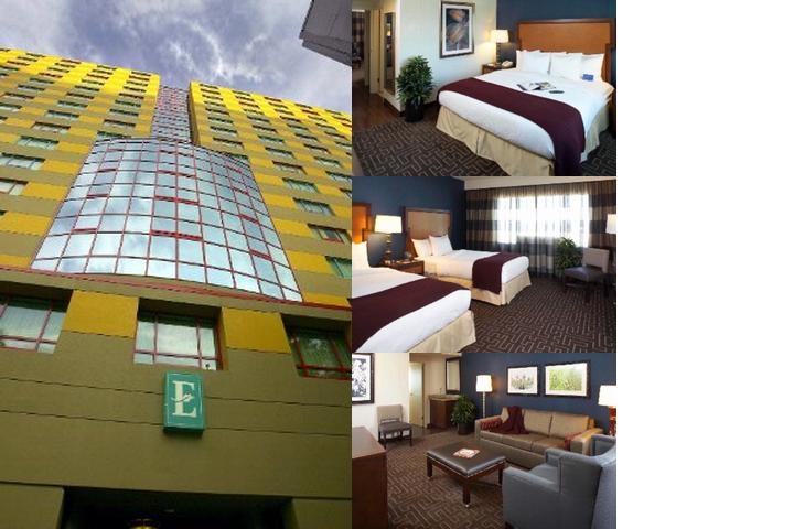 Embassy Suites Atlanta Buckhead photo collage