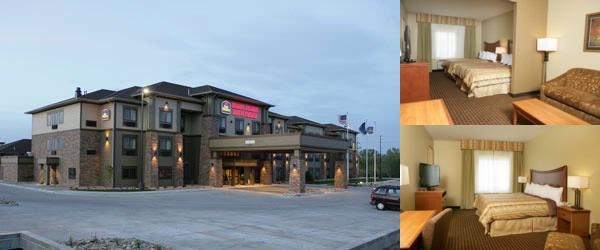 Best Western Grand Island Inn & Suites photo collage