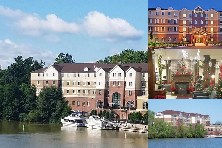 Staybridge Suites Rochester University photo collage