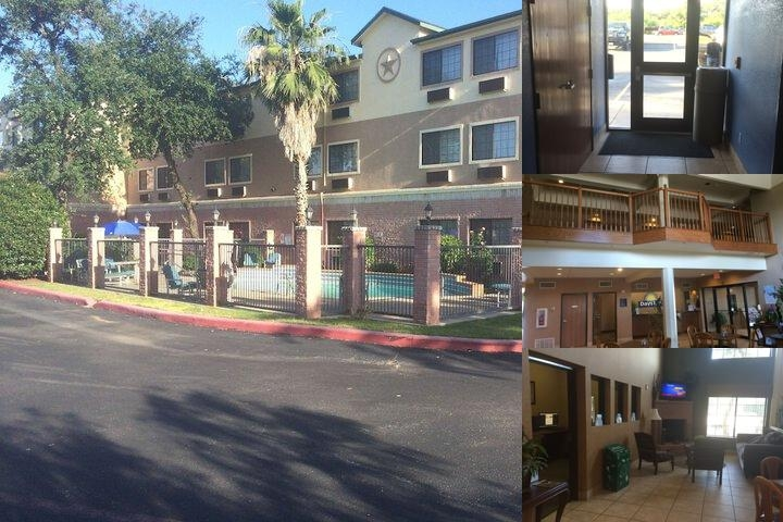 Days Inn & Suites North Stone Oak photo collage