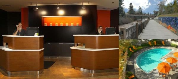 Courtyard by Marriott Santa Rosa photo collage