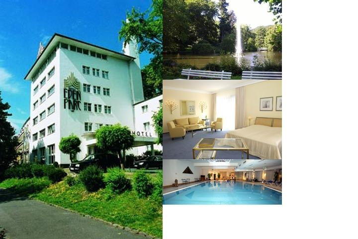 Romantik Hotel Schloss Rheinfels photo collage