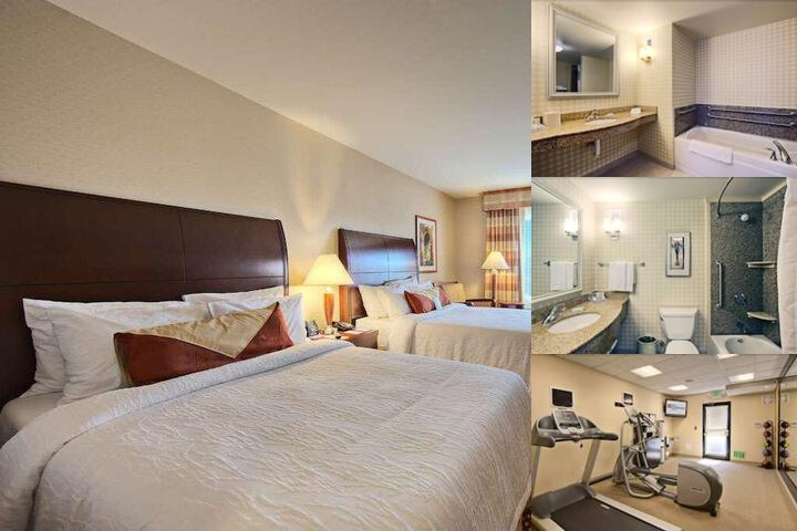 Hilton Garden Inn Palmdale photo collage