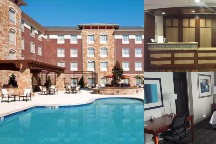 Homewood Suites Denton photo collage