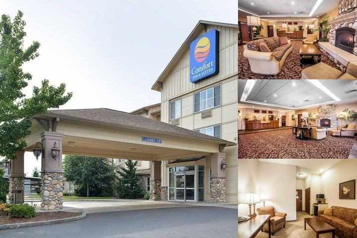 Mcminnville Comfort Inn & Suites photo collage