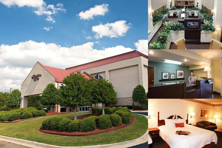 Hampton Inn of Cornelia photo collage