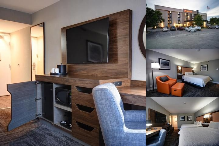 Hampton Inn Lexington I 75 photo collage