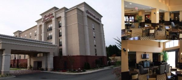 Hampton Inn & Suites Burlington photo collage