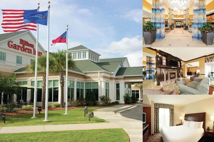 Hilton Garden Inn Warner Robins photo collage