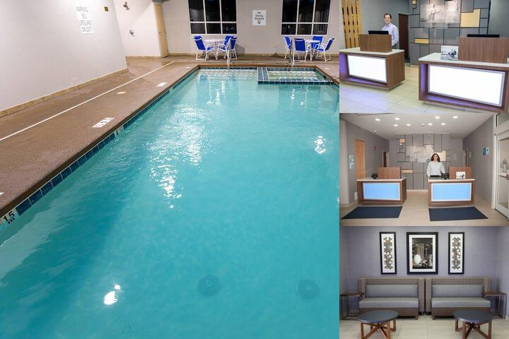 Holiday Inn Express Hotel Suites Athens Photo Collage