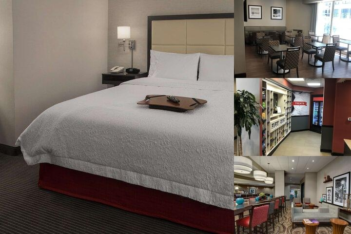 Hampton Inn & Suites Milwaukee Downtown photo collage