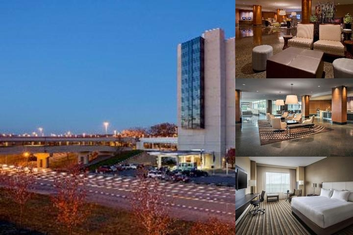 Hyatt Regency Pittsburgh International Airport Hotel Exterior