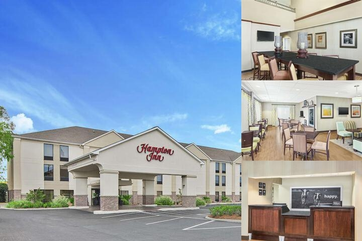 Hampton Inn Thomasville photo collage