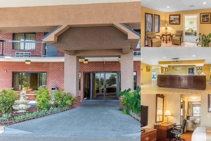 Quality Inn Calera photo collage