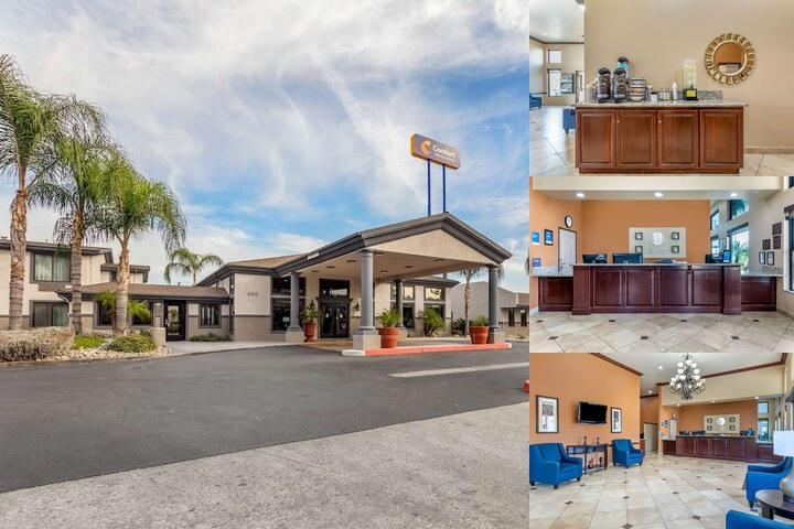 Comfort Inn & Suites Colton photo collage