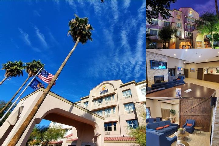 Country Inn & Suites by Carlson Phx a / P at Tempe photo collage