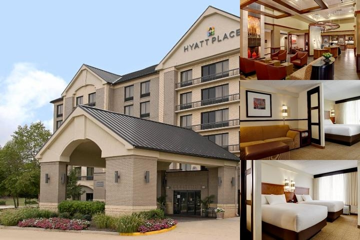 Hyatt Place Indianapolis Airport photo collage