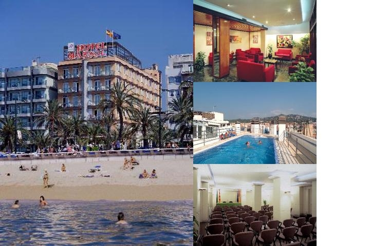 Marsol Hotel photo collage