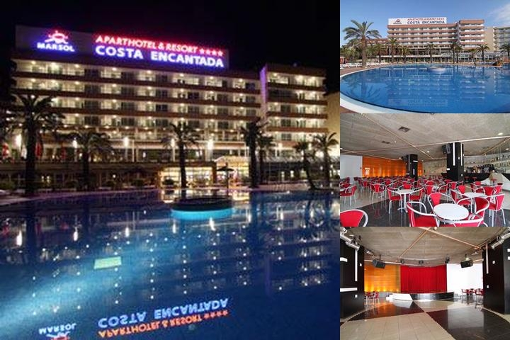 Aparthotel Costa Encantada photo collage