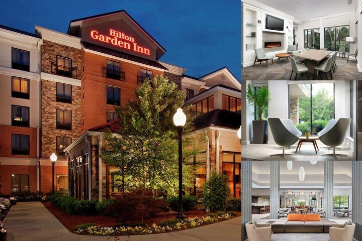 Hilton Garden Inn Nashville / Franklin Cool Spring photo collage