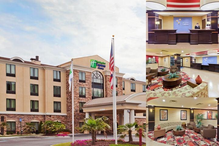 Holiday Inn Express Rome East photo collage
