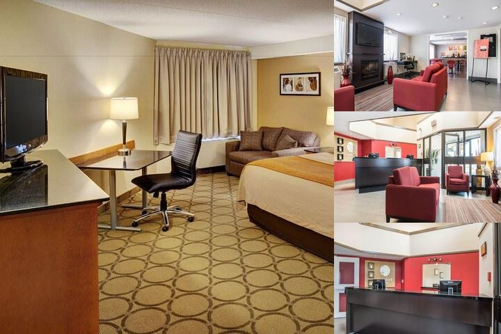 Comfort Inn Moncton East photo collage