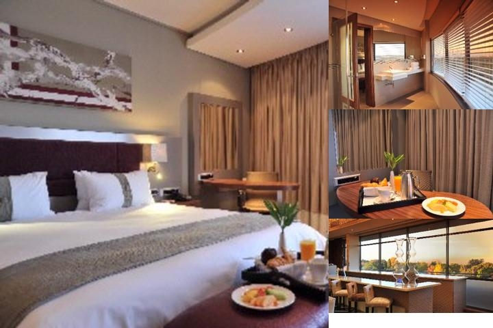 Holiday Inn Johannesburg Rosebank photo collage