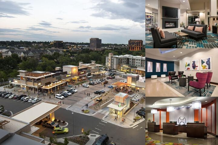 Hilton Garden Inn Denver / Cherry Creek photo collage