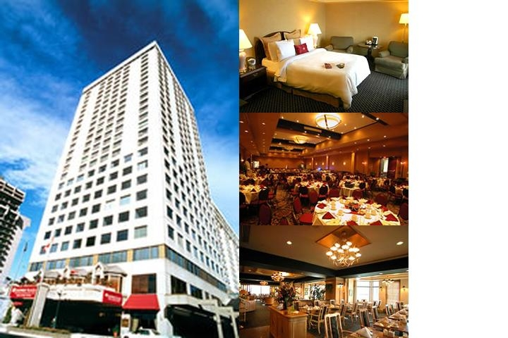Grand Plaza Montreal photo collage