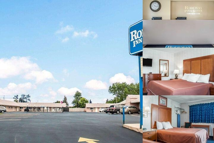 Rodeway Inn & Suites photo collage