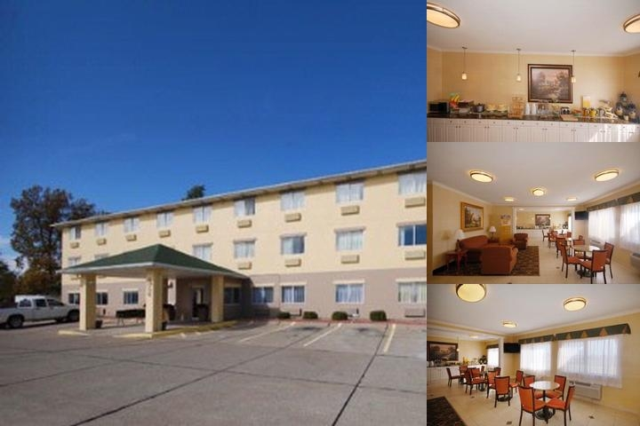 Quality Inn East photo collage