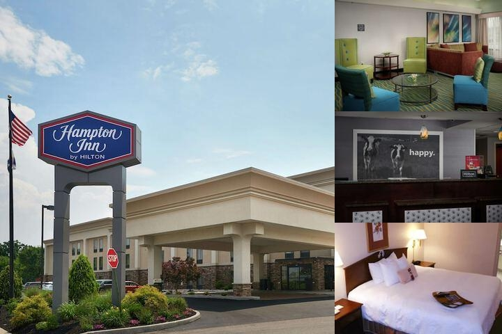Hampton Inn Hanover photo collage