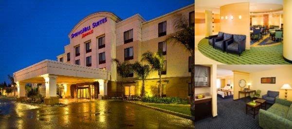 Springhill Suites by Marriott Bakersfield photo collage