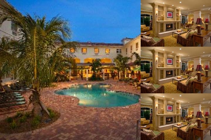 Hilton Garden Inn Pga Village Port St. Lucie Courtyard Pool