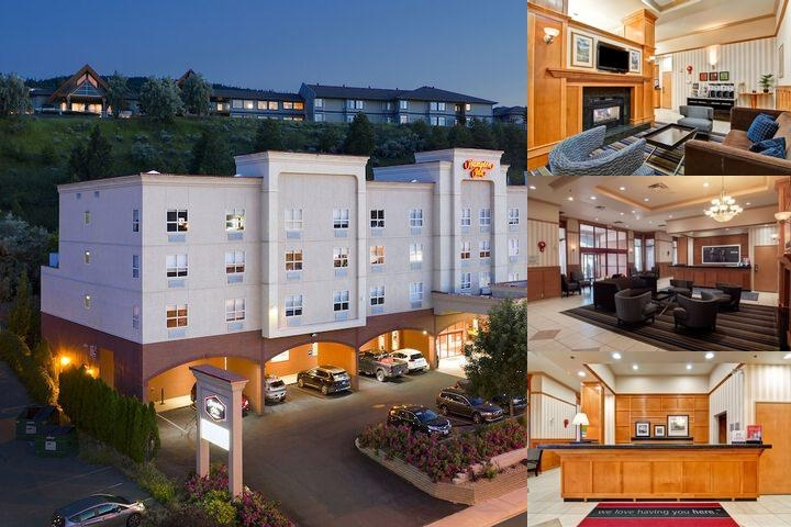 Hampton Inn by Hilton Kamloops photo collage
