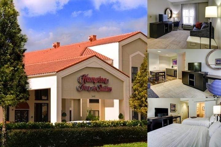 Hampton Inn & Suites Ucf photo collage