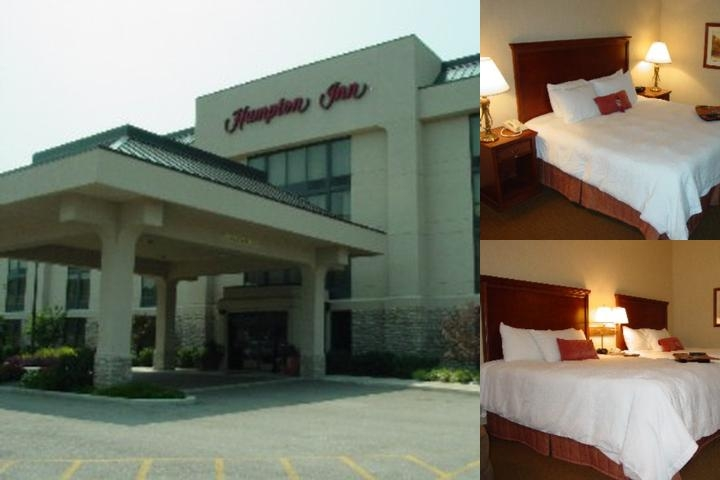 Hampton Inn St. Louis Southwest Near Six Flags photo collage