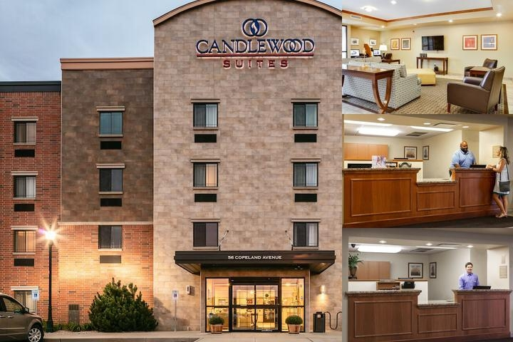 Candlewood Suites La Crosse photo collage