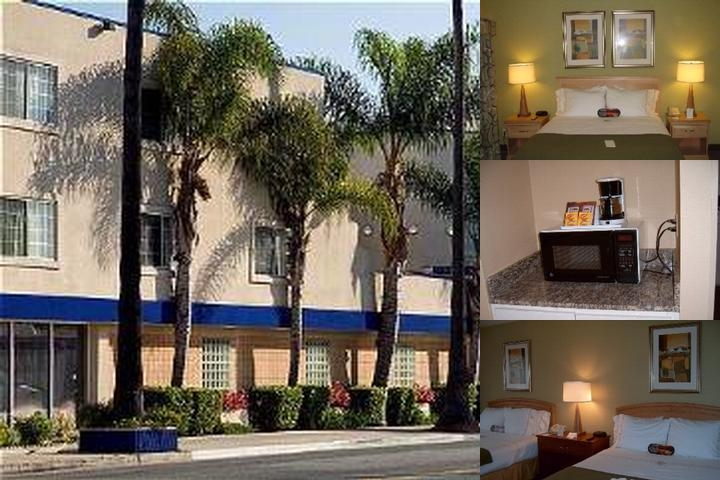 The Inn at Marina Del Rey photo collage