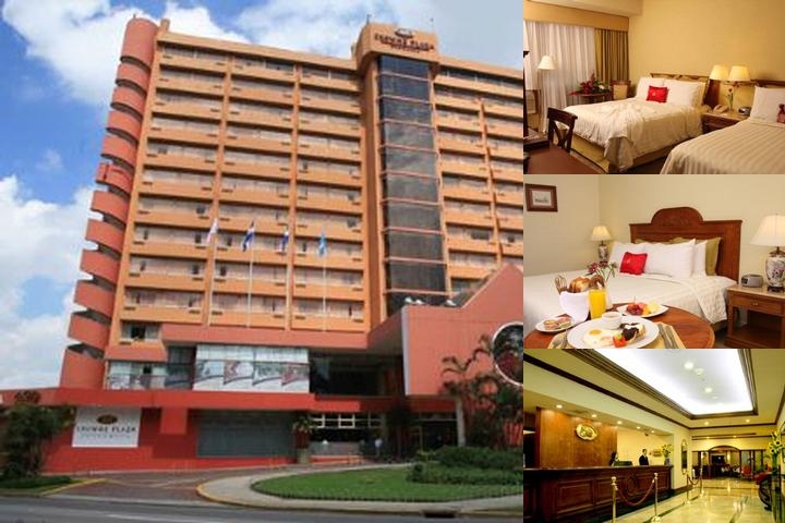 Crowne Plaza Guatemala photo collage