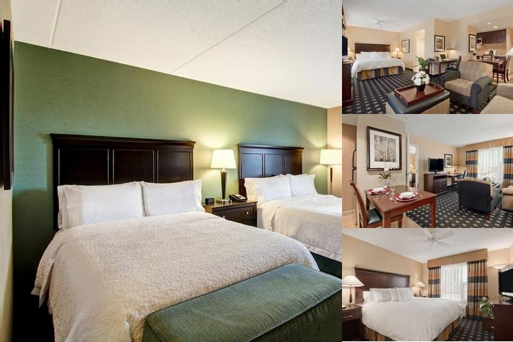 Homewood Suites by Hilton Toronto Airport Corporate Centre photo collage
