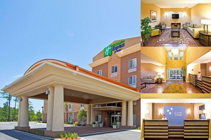 Holiday Inn Express Hotel & Suites Saint Augustine North photo collage