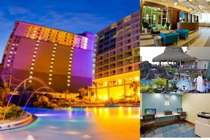 Holiday Inn Resort Pensacola Beach photo collage