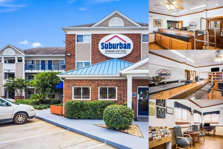 Suburban Extended Stay Biloxi / D'iberville photo collage