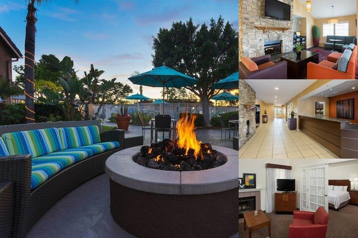 Residence Inn San Diego Central photo collage